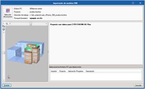 Flujo de trabajo Open BIM. Exportación desde CYPECAD MEP a CYPETHERM HE Plus vía IFC